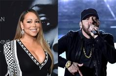 "Mariah Carey Responds To Eminem Being ""Stressed"" About Her Memoir"