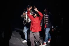 Kanye West Hits Up UMG Parent Company Executives Following Label Dispute