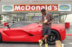 Travis Scott Isn't Feeling City's Fine For Illegal McDonald's Crowd