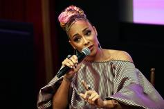 "Amanda Seales Calls Out ""The Real"" For Stealing Her Brand: ""Low Class"""