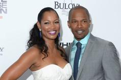 """Jamie Foxx Believes He & Garcelle Beauvais """"Should Have Been Together"""""""