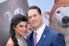 John Cena Weds Shay Shariatzadeh In Secret Ceremony: Report