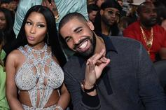 Nicki Minaj Sends Drake Birthday Wishes With Throwback Flick