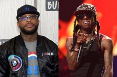 "Royce Da 5'9"" Reacts To Lil Wayne's Donald Trump Picture"