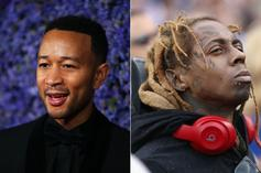 "John Legend Implies Lil Wayne Is In ""The Sunken Place"""
