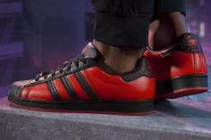 """""""Spider-Man: Miles Morales"""" x Adidas Superstar Collab Unveiled"""