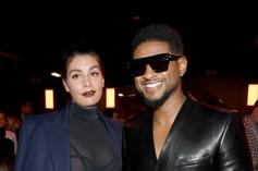 Usher Gives First Look At Adorable Newborn Daughter Sovereign Bo