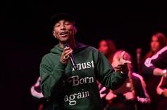 """Pharrell On Taylor Swift & Scooter Braun: """"There's A System In Place That's Just All Wrong"""""""