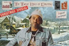 """Jim Jones Reflects On Losing Fred The Godson, Missed Mariah Carey Opportunity & """"A Dipset Christmas"""""""