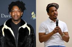 21 Savage Recalls Asking T.I. For A $1 Million Deal