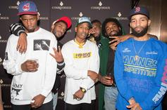 "A$AP Mob Reunite For A Cypher & Fans Anticipate ""Cozy Tapes Vol. 3"""