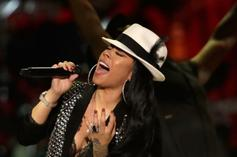 """Keyshia Cole Belts Out Her Enough Of No Love"""" Hit Ahead Of """"Verzuz"""" With Ashanti"""