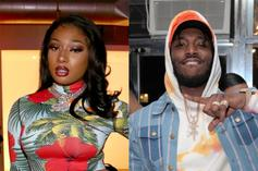 Megan Thee Stallion & Pardison Fontaine Share Intimate Photos In Bed