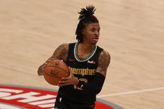 Ja Morant Reveals Why He'll Never Be In The Dunk Contest