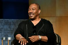 """Eddie Murphy Admits """"Sh*tty Movies"""" Led Him To Stop Acting"""