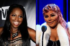 Lil Kim & Foxy Brown's Unreleased Track Teased By Fat Joe & Rashad Ringo Smith