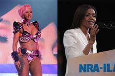 Cardi B Responds To Candace Owens' Suggesting 'WAP' Is Ruining American Society