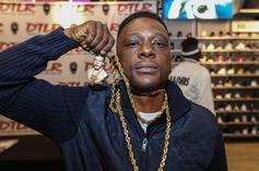 Boosie Badazz Announces He's Officially Cancer-Free