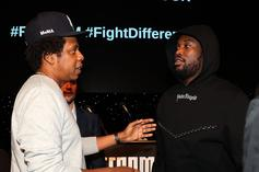 """Jay-Z & Meek Mill Settle Lawsuit With Police Officer Over """"Free Meek"""": Report"""