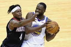 Draymond Green Claims He's The Best Defender In NBA History