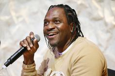 """Pusha T Says Album Is Pretty Much Complete: """"I Gotta Go Sit With [Kanye]"""""""