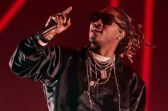 "Future Earns His First Billion-Stream Single With ""Mask Off"""