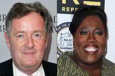 Piers Morgan Takes Aim At Sheryl Underwood For Defending George Lopez