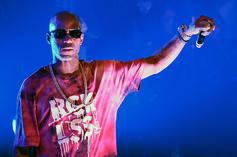 "DMX's ""Ruff Ryders Anthem"" Becomes His Highest-Charting Song"