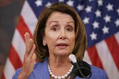"Nancy Pelosi Thanks George Floyd For ""Sacrificing"" His Life For Justice"