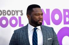 """50 Cent To Star & Exec. Produce New """"Free Agents"""" Film"""