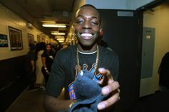 Bobby Shmurda Turns Down Custom Sneakers Because Of His Parole