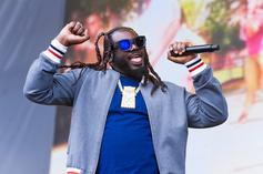 "T-Pain Just Discovered Instagram DM Request Folder: ""Is That Fergie?!"""