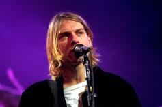 Kurt Cobain's Final Photoshoot Is Now Being Sold As An NFT