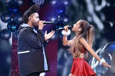 "The Weeknd & Ariana Grande's ""Save Your Tears"" Hits #1 On Billboard"