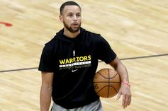 Steph Curry Explodes For 49 Points In 29 Minutes
