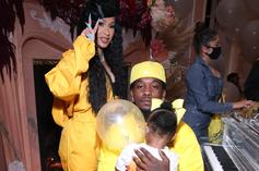 Offset Splurges On Cardi B With Another Birkin Bag For Mother's Day