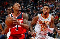 """Bradley Beal Responds To Kent Bazemore's Comment: """"You A Straight Lame"""""""