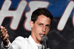 Tony Hinchcliffe Dropped By Talent Agency After Saying Asian Slur During Stand-Up Set