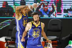 Steph Curry Wins Scoring Title As Warriors Clinch 8th Seed In Standings