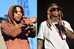 Polo G & Lil Wayne Dropping Collab Friday