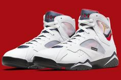 PSG x Air Jordan 7 Is An Iconic Pick-Up For Soccer Fans & Sneakerheads