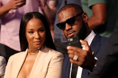 LeBron James' Wife Savannah Reportedly Wouldn't Let Him Join The Knicks