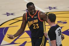 Draymond Green Clowned On Twitter After Horrendous Last-Second Shot