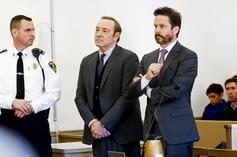 Kevin Spacey Starring In 1st Film Since Sexual Assault Allegations