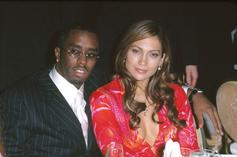 Diddy Reminds Ben Affleck He Was With J-Lo First In Throwback PDA Pics