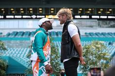 Logan Paul Previews Floyd Mayweather Fight With Fiery Hype Video