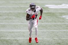 Julio Jones Makes Grand Entrance In Tennessee After Blockbuster Trade