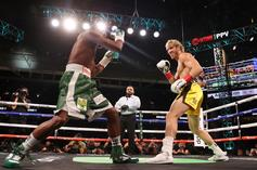 """Floyd Mayweather Touts Logan Paul Fight As """"Legalized Bank Robbing"""""""