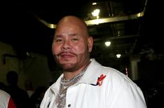 """Fat Joe's """"Painted On"""" Beard Was The Real Loser On Fight Night"""