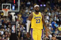 LeBron James Is Changing His Jersey Number